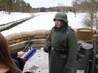 Новгородским журналистам удалось попасть на съемочную площадку фильма «Летчик»