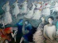 Новгородцы смогут увидеть современную итальянскую живопись на выставке «Безмолвие танца»