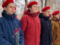 Пестовские школьники дали клятву в день памяти погибшего боровичского следователя
