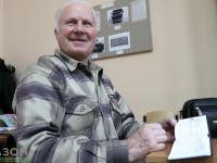 81-летний студент из Тверской области рассказал, почему поступил на истфак НовГУ