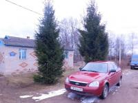 Сегодня бригада врачей из Новгородской областной больницы работала в деревне Бураково Поддорского района