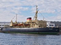Сегодня на легендарном ледоколе «Красин» открывается выставка о Миклухо-Маклае