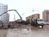 У детсада в «Ивушках» Великого Новгорода новый подрядчик — строительство продолжается