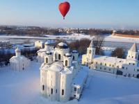 В ближайшее воскресенье «Непутевые заметки» расскажут о Великом Новгороде