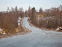 В Новгородской области дорога, о ремонте которой знает президент, перезимовала второй раз