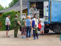 В Новгородской области предпринимателям дадут субсидии на автолавки