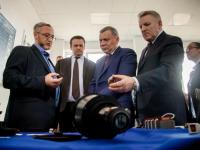 В Новгородской области сегодня работает вице-премьер Юрий Борисов