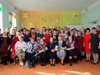 В Старорусском районе на 150-летии Борисовской школы встретились ее выпускники за полвека
