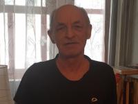 В Великом Новгороде пропал мужчина в темном пуховике