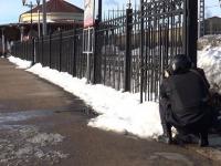 Вчера на вокзале в Малой Вишере спецслужбы боролись с «террористами»