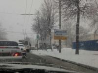 Великий Новгород накрыло снежной волной. Надолго ли?