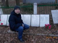 Военнослужащий из Казахстана исполнил свою мечту – побывал на могиле прадеда, погибшего на Новгородчине