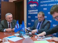 Юрий Бобрышев подал документы на участие в партийных праймериз