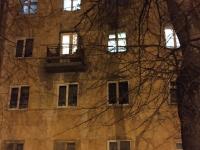 Жестокий хозяин из Боровичей выбросил щенка с балкона третьего этажа