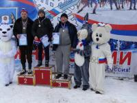 Житель Новгородского района Владимир Егоров получил золотой знак ГТО в 82 года
