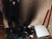 Пожар в квартире избитого до смерти мужчины в Старой Руссе мог устроить его знакомый