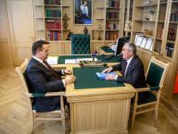 Жители Окуловки выберут социальные объекты для ремонта