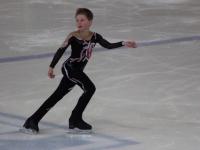 12-летний фигурист из ЦСКА исполнил на удочке пятерной тулуп. Видео