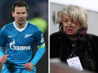 Фигурное катание vs футбол: Тарасова послала к «чертовой матери» легенду «Зенита» Зырянова