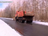 Глава Новгородавтодора доволен осмотром гарантийных дорог:  площадь дефектов на них - меньше одного процента