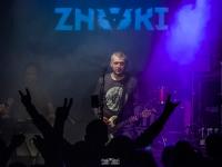 Группа Znaki выступила в Великом Новгороде