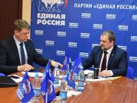 Игорь Свинцов стал первым участником праймериз на место депутата новгородской облдумы
