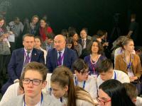 Калининградская школьница спросила у Андрея Никитина, откуда губернаторы берут деньги