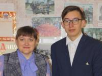 Любытинский школьник – один из лучших краеведов России. Он исследует жальники
