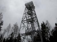 Национальный парк на Валдае готовится к открытию башни на горе Рыжоха