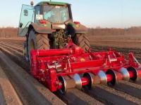 Новгородские фермеры начали сажать ранний картофель