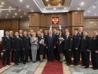 Новгородского полицейского наградили медалью «За спасение погибавших»