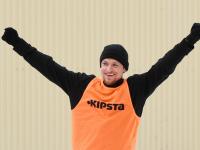 Павел Мамаев возобновил футбольную карьеру?