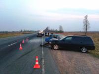 Под Великим Новгородом столкнулись три машины «ВАЗ»: есть пострадавший