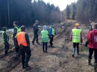 Поиски пропавшего в октябре пенсионера из Боровичского района не увенчались успехом