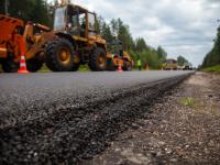 При ремонте дорог в Новгородской области применят материалы нового национального стандарта