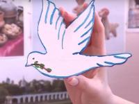 Ребята из детского сада №81 сделали подарки к 1160-летию Великого Новгорода