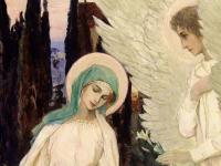 Сегодня - Благовещение Пресвятой Богородицы