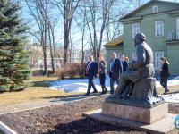 Сегодня губернатор Новгородской области Андрей Никитин посетил Чудово. Фоторепортаж