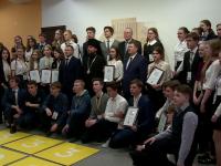 Семь новгородских школьников отправятся на финал «Умников и умниц» в Москве