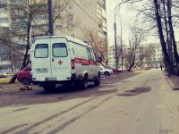 Таинственный автомобиль на проспекте Мира не принадлежит станциям скорой помощи