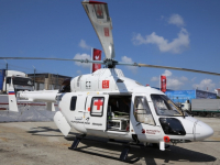 Теперь вертолёт санавиации сможет совершить посадку и на стадионе посёлка Волот