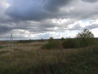 В Боровичском районе огромное поле ждет, чтобы его вскопали