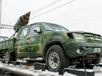 В Великий Новгород прибудет бронепоезд «Сирийский перелом» с боевыми трофеями