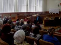 В мэрии Великого Новгорода состоялась творческая встреча с Бедросом Киркоровым