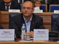 В Новгородской облдуме пока не знают о сложении полномочий депутатом Сергеем Вяткиным