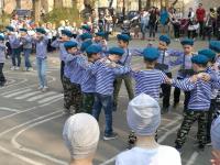В новгородском детском саду провели зарницу с поиском документов