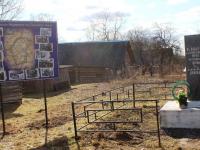 В солецкой деревне Видони установили информационные стенды о партизанском движении