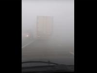 Дым от пала травы мог стать причиной двух ДТП в Солецком районе