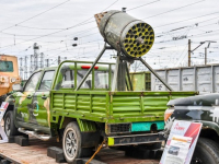 В Великий Новгород прибудет поезд с трофейным оружием из Сирии