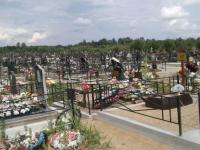 В Великом Новгороде начали уборку на кладбищах раньше запланированного субботника